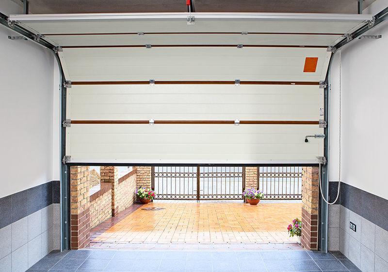 гаражные ворота рольставни видео